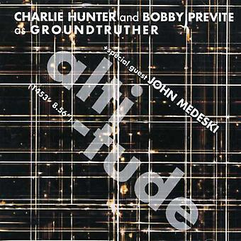 Hunter/Previte - højde [CD] USA import