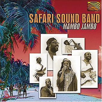 Safari Sound Band - Mambo Jambo [CD] USA import