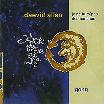 Daevid Allen - Je NE Fuim Pas De Bananes [CD] USA importerer