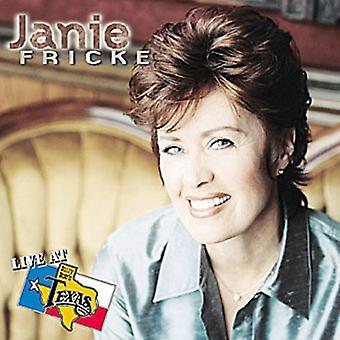 Janie Fricke - Live på Billy Bob's Texas [CD] USA import