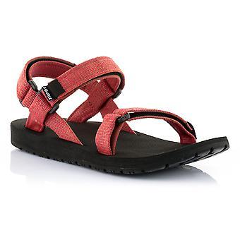 Kilde damer sandal klassiske blur rød - 101012BJ
