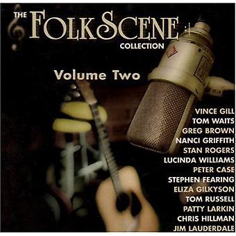 Folkscene samling - Vol. 2-Folkscene samling [CD] USA importerer