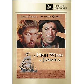High Wind in Jamaica [DVD] USA import