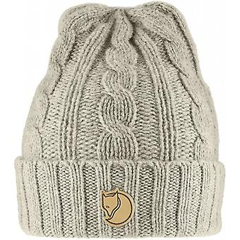 Fjallraven Braided Knit Hat One Size (Chalk White)
