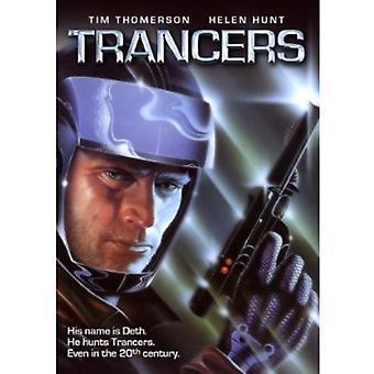 Trancers [DVD] los E.e.u.u. la importación