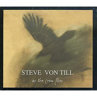 Steve Von Till - som the fugleflugtslinje [CD] USA import