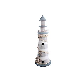 40CM LIGHTHOUSE LED LIGHT DECORATION ORNAMENT GIFT IDEA HOME OFFICE