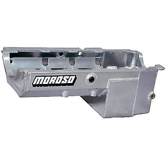 Moroso 20385 Eliminator Style Oil Pan with Partitioned Tray for Chevy Big-Blocks Engines