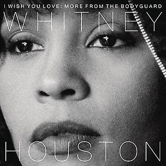 Houston * Whitney - jeg ville ønske du elsker: mere fra the Bodyguard [CD] USA import