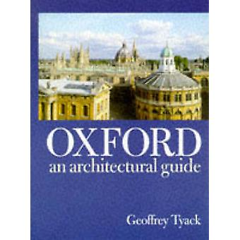 Oxford by Geoffrey Tyack