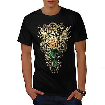 Mode Vintage unique BlackT-chemise homme | Wellcoda