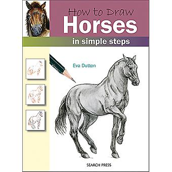 Search Press Books How To Draw Horses Sp 83723
