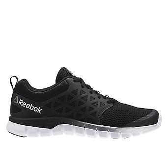 Reebok Sublite XT kussen Blacksilverwhitep BS8713 lopen alle vrouwen schoenen van het jaar