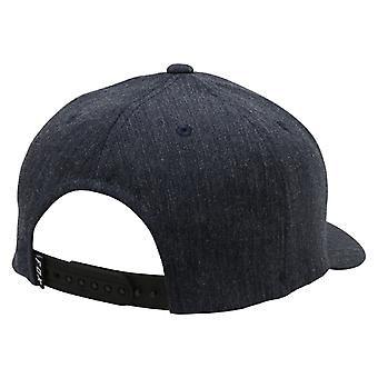 Fox Heads Up 110 Snapback - Heather Navy
