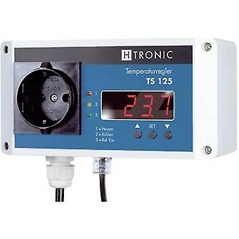 Thermostat -55 up to 125 °C 3000 W H-Tronic TS 125