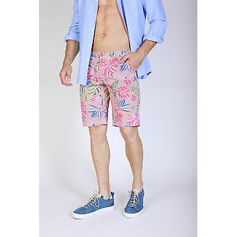 Jaggy Men Short Pink