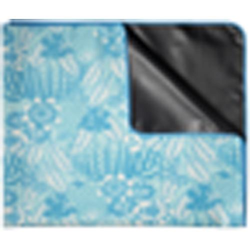 Sagaform Dolphin Picnic Blanket dans le sac