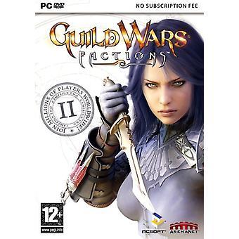 Guild Wars facties (PC)