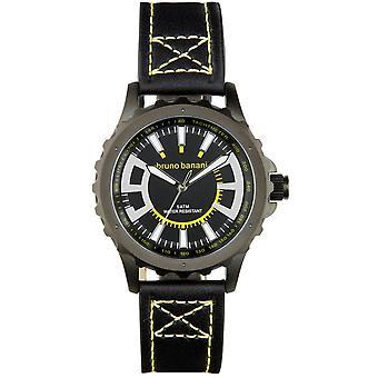 Reloj de pulsera de reloj Bruno Banani de Meros BR30023 analógica