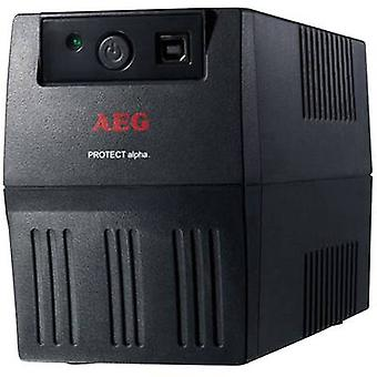 UPS 600 VA AEG Power Solutions PROTECT alpha 600
