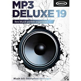 Magix MP3 Deluxe 19 Full version, 1 license Windows Music