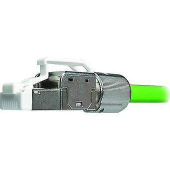 RJ45 plug CAT6 Plug, straight Number of pins: 8P8C Y-CONPROFIXPLUG-63
