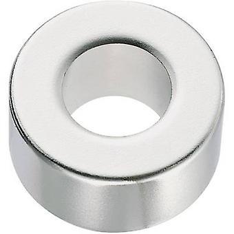 Conrad Components Permanent magnet Ring N35 1.24 T Temperature limit (max.): 80 °C