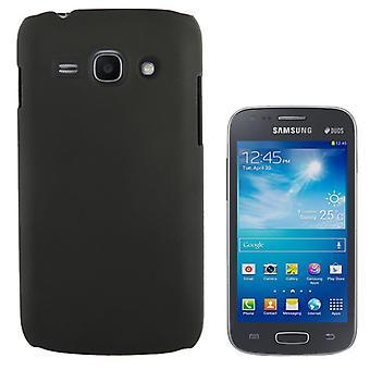 Handyhülle Schutzhülle Hardcase für Samsung Galaxy Ace 3 S7272 schwarz