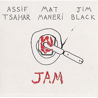 Assif Tsahar & Mat Maneri & Jim Black - Jam [CD] USA import