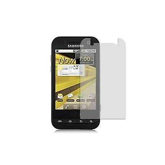 5 pack - Wrapsol Ultra Screen Protector per Samsung Conquer 4G (solo schermo)