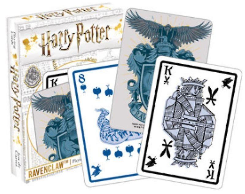 Harry Potter Corvinal 52 cartas (+ Jokers)