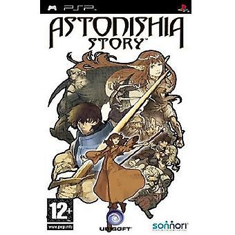 Astonishia Story PSP juego