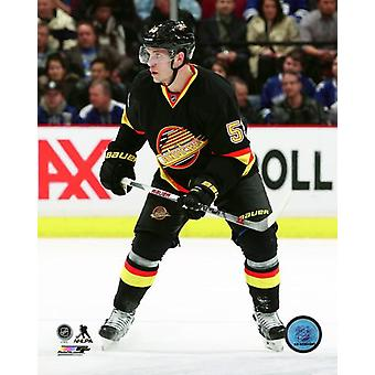 Bo Horvat 2015-16 Action Photo Print