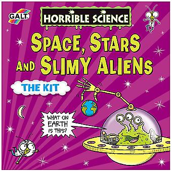 Horrible Science Space, Stars and Slimy Aliens