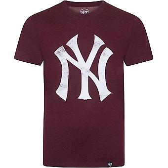 47 Brand New York Yankees Knockaround Club T-Shirt