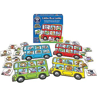Orchard Toys Mini Game Little Bus Lotto
