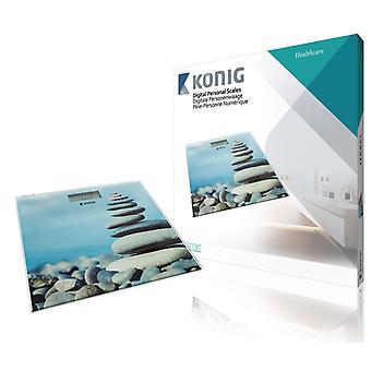 König HC-150 Kg digitale Bad Skalen PS14