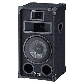 B goods Mac audio Soundforce 1200 disco box, maximum 300 Watts, 1 PCs.