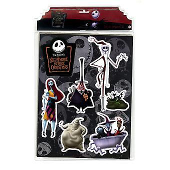 Nightmare Before Christmas-  Magnet Set B