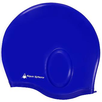 Aqua Sphere Aqua Glide badmössa - blå