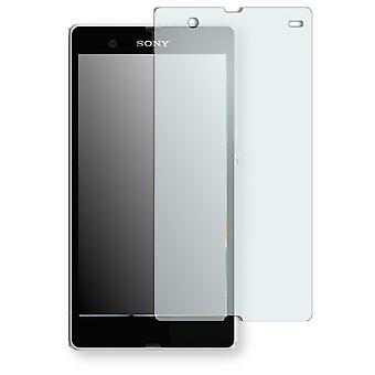 Sony Xperia Z screen protector - Golebo crystal clear protection film