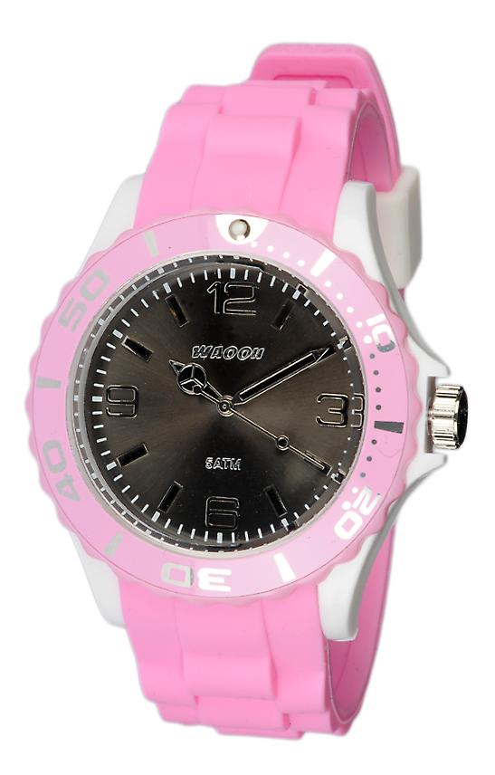 Waooh - Watch Silicone Tricolore Stm42