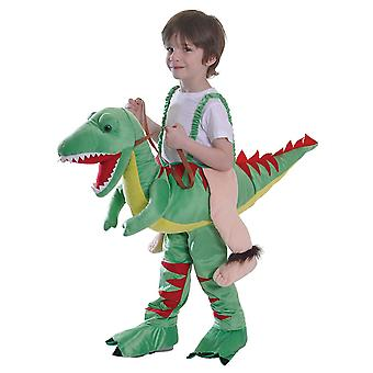Riding Dinosaur