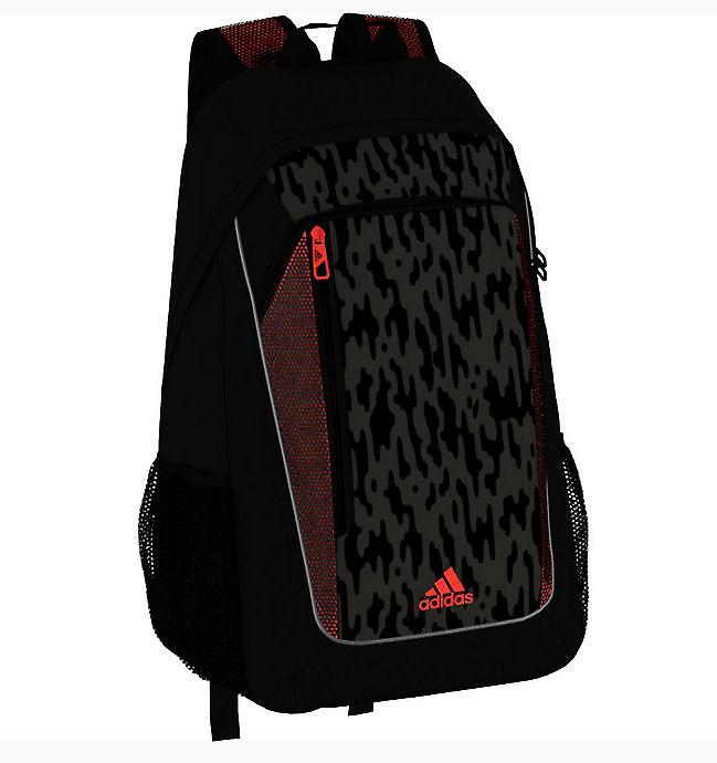 Adidas Battle Pack zaino (nero)