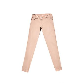 CFL COLORS FOR LIFE eng geschnittene Mädchen Stretchjeans Rosa