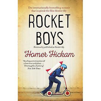 Rocket Boys por Homer H. Hickam - 9780008166083 livro