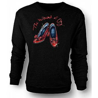 Kinder Sweatshirt Dorothy Red Shoes - Zauberer von Oz