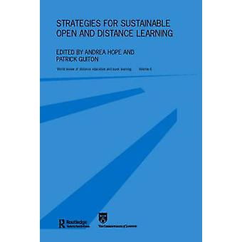 Strategies for Sustainable Open and Distance Learning - World Review o