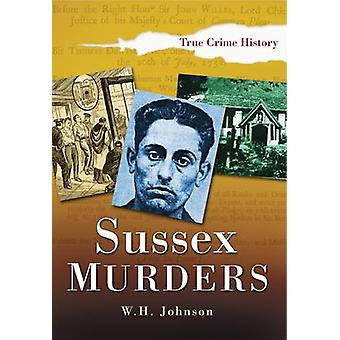 Asesinatos de Sussex por W. H. Johnson - libro 9780750941273
