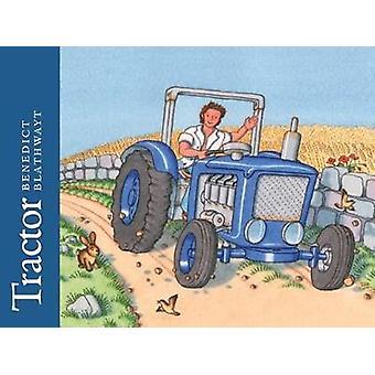Tractor by Benedict Blathwayt - 9781780274591 Book